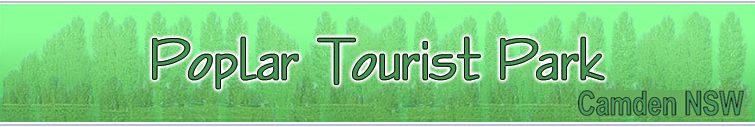 Poplar Tourist Park